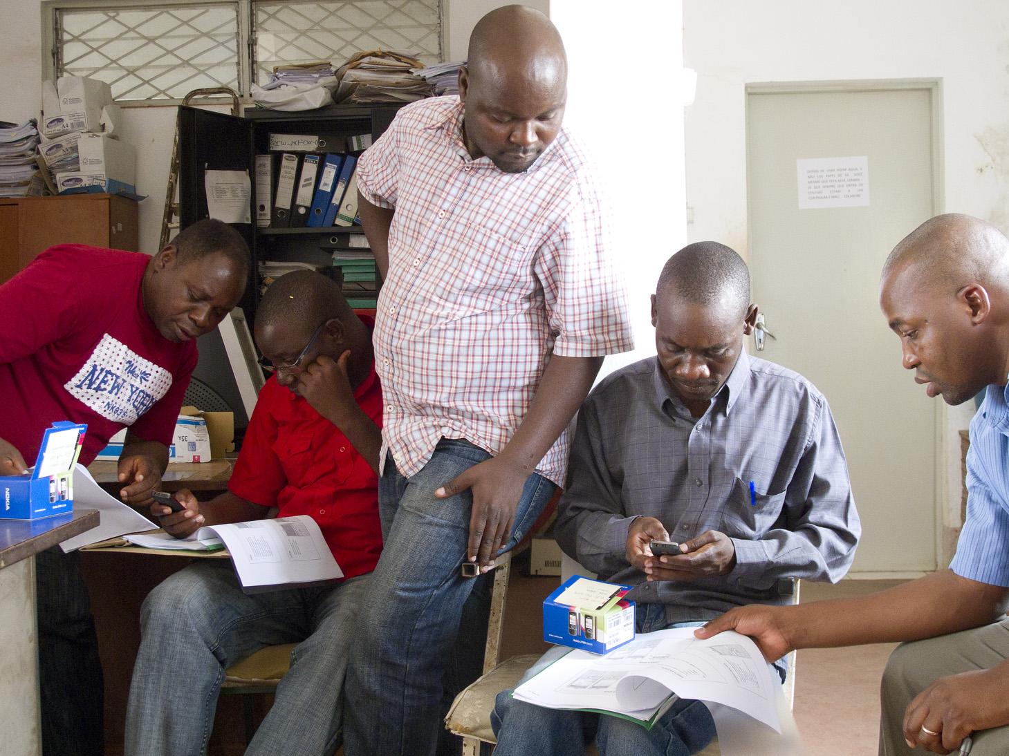 Mozambique_WQR Training2